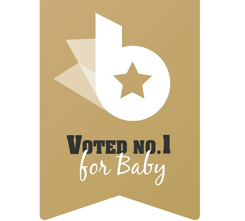 The Best for Baby voted number 1