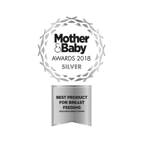 2018 Silver Winner for Best Product for Breastfeeding (Excluding Breast Pumps)