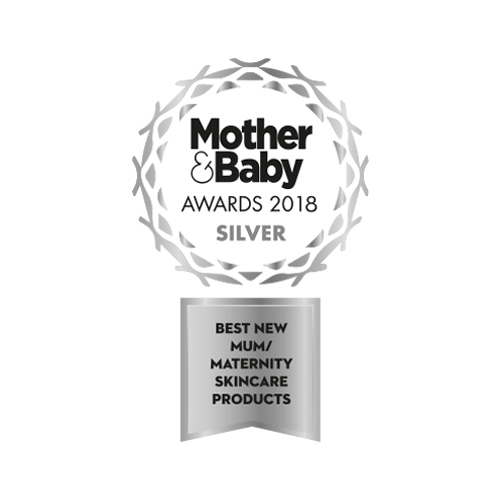 2018 Silver Winner for Best New Mum/ Maternity Skincare Products